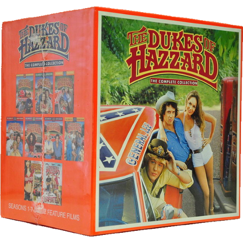 The Dukes Of Hazzard Complete Series [DVD Box Set]