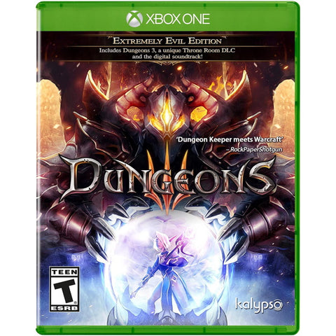 Dungeons 3: Extremely Evil Edition [Xbox One]