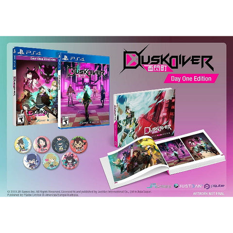 Dusk Diver - Day One Edition [PlayStation 4]