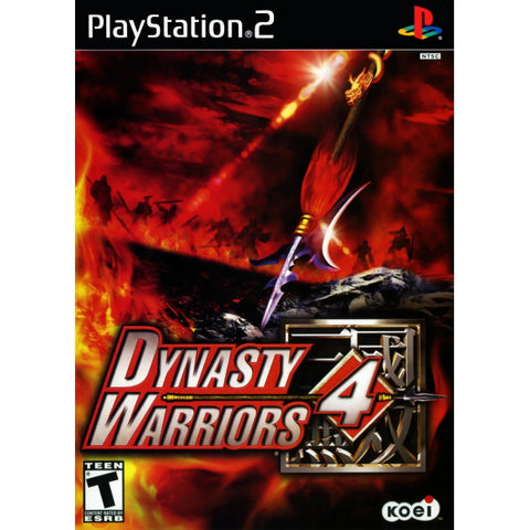 Dynasty Warriors 4 [PlayStation 2]