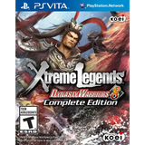 Dynasty Warriors 8: Xtreme Legends - Complete Edition [Sony PS Vita]