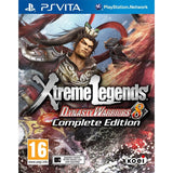 Dynasty Warriors 8: Xtreme Legends Complete Edition [Sony PS Vita]