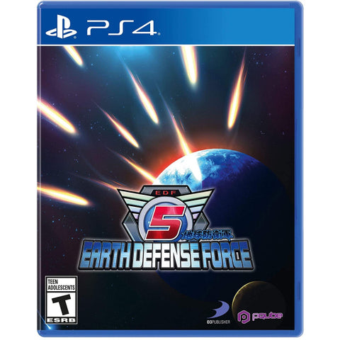 Earth Defense Force 5 [PlayStation 4]