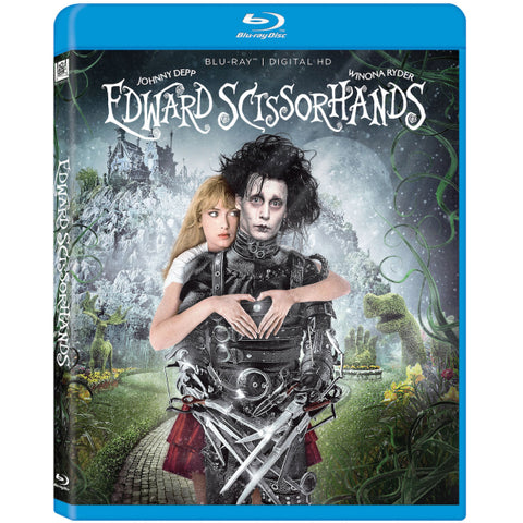 Edward Scissorhands: 25th Anniversary Edition [Blu-ray]