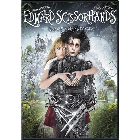 Edward Scissorhands: 25th Anniversary Edition [DVD]