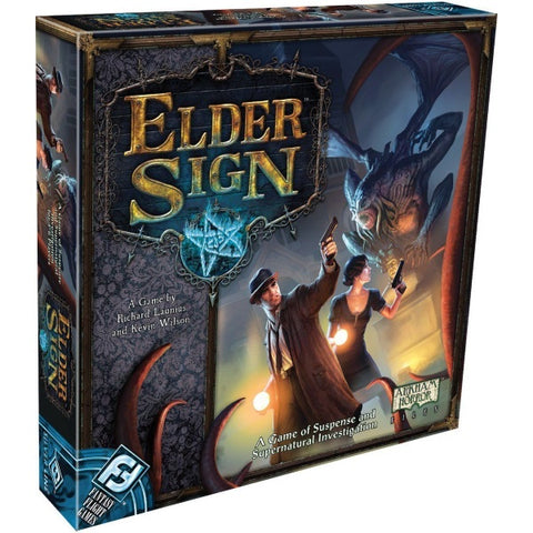 Elder Sign [Board Game, 1-8 Players]