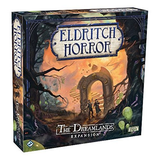 Eldritch Horror: The Dreamlands Expansion [Board Game, 1-8 Players]