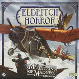Eldritch Horror: Mountains of Madness Expansion [Board Game, 1-8 Players]