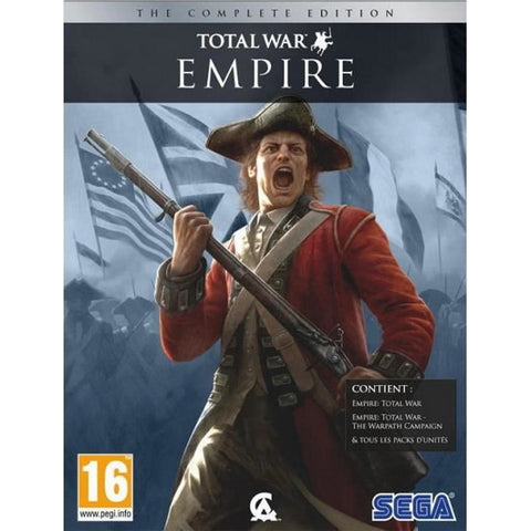 Empire: Total War - The Complete Edition [PC]