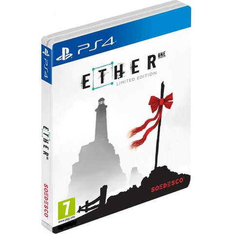 ETHER One - Limited SteelBook Edition  [PlayStation 4]