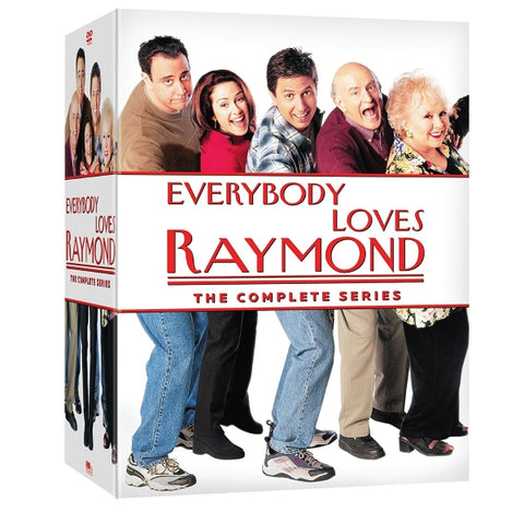 Everybody Loves Raymond: The Complete Series [DVD Box Set]