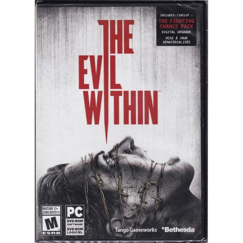 The Evil Within [PC Computer]