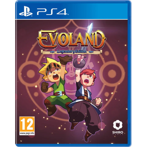 Evoland: Legendary Edition [PlayStation 4]