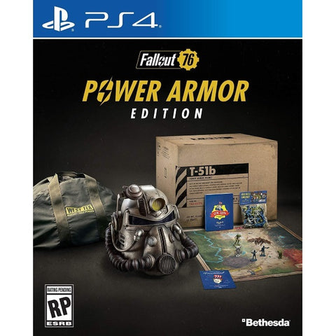 Fallout 76 - Power Armor Edition [PlayStation 4]