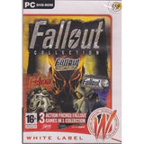 Fallout Collection - Part 1 + Part 2 + Fallout Tactics [PC Computer DVD-ROM]