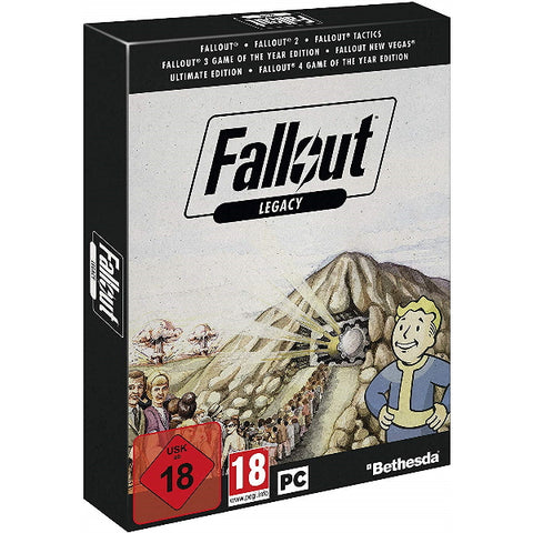 Fallout Legacy Collection [PC]