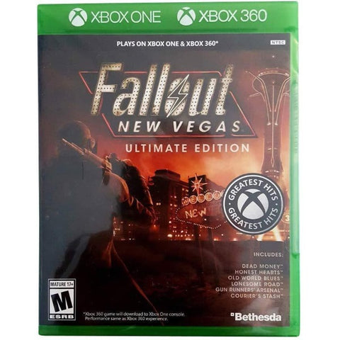 Fallout: New Vegas - Ultimate Edition [Xbox 360]