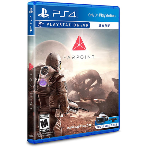 Farpoint - PSVR [PlayStation 4]