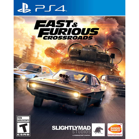 Fast & Furious Crossroads [PlayStation 4]
