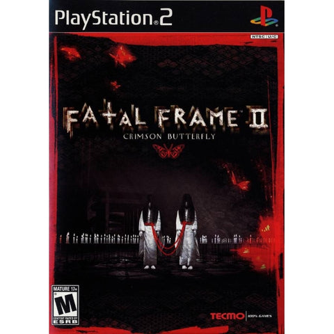Fatal Frame II: Crimson Butterfly [PlayStation 2]
