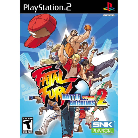 Fatal Fury: Battle Archives Volume 2 [PlayStation 2]