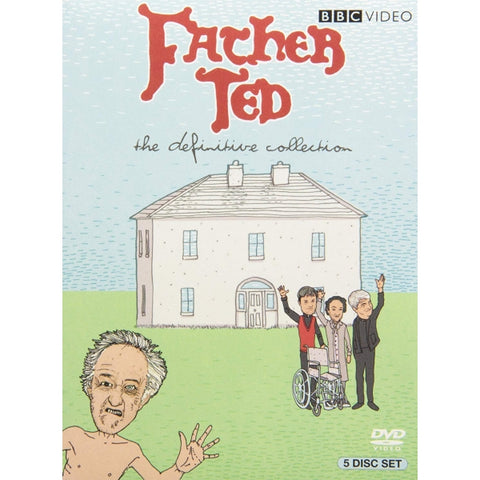 Father Ted: The Definitive Collection [DVD Box Set]