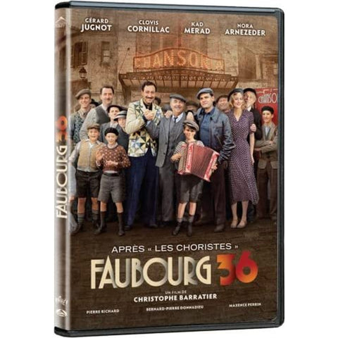 Faubourg 36 [DVD]
