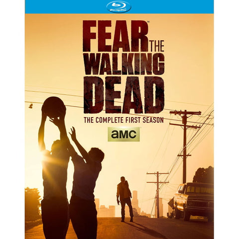 Fear the Walking Dead: The Complete First Season [Blu-Ray Box Set]