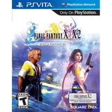 Final Fantasy X|X-2 HD Remaster [Sony PS Vita]
