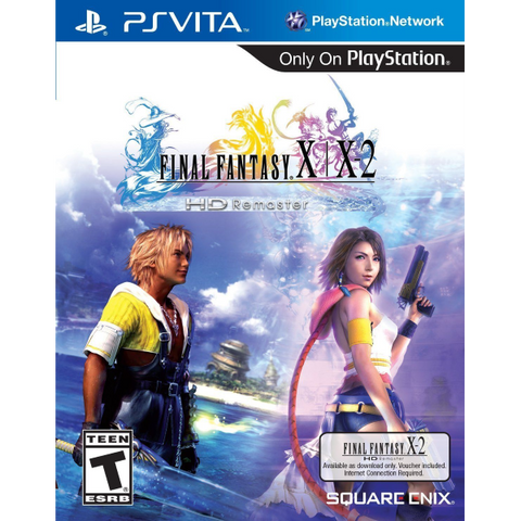 Final Fantasy X/X-2 HD Remaster [Sony PS Vita]