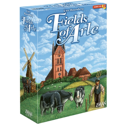 Fields of Arle [Board Game, 1-2 Players]