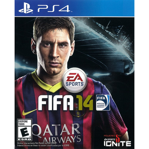 Fifa 14 [PlayStation 4]