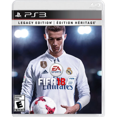 FIFA 18 - Legacy Edition [PlayStation 3]