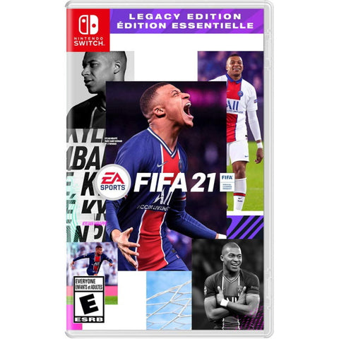 FIFA 21: Legacy Edition [Nintendo Switch]
