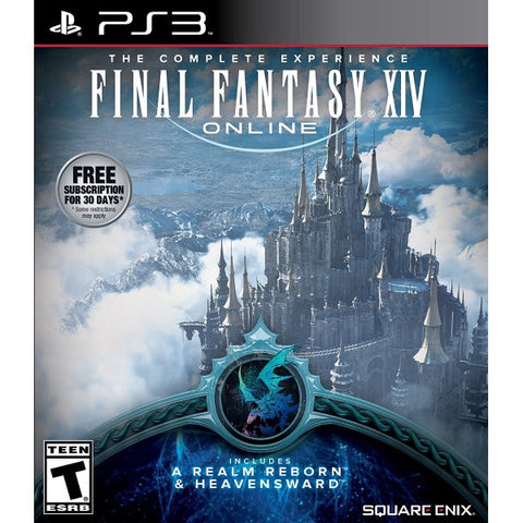 Final Fantasy XIV Online: The Complete Experience [PlayStation 3]