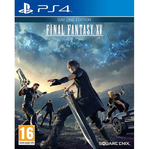 Final Fantasy XV - Day One Edition [PlayStation 4]