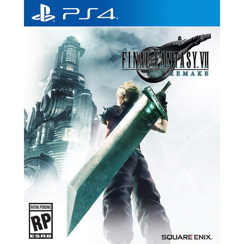 Final Fantasy VII HD Remake [PlayStation 4]