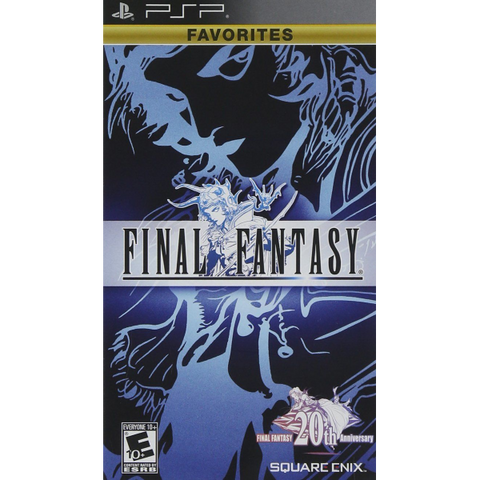 Final Fantasy [Sony PSP]