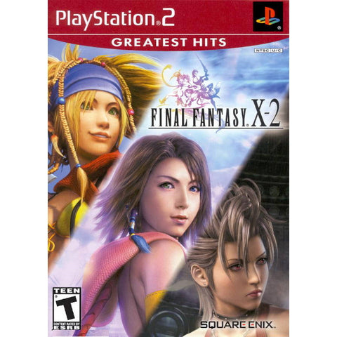 Final Fantasy X-2 [PlayStation 2]
