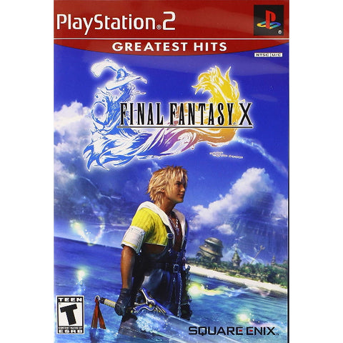 Final Fantasy X [PlayStation 2]