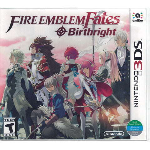 Fire Emblem Fates: Birthright [Nintendo 3DS]