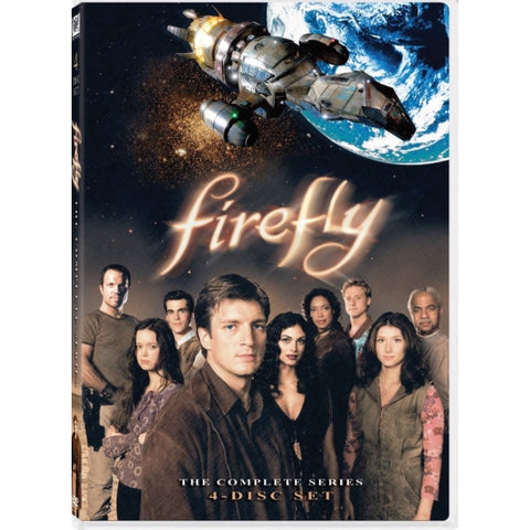 Firefly: The Complete Series [DVD Box Set]