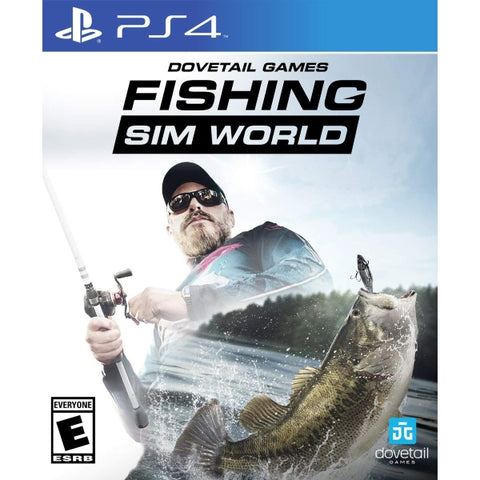 Fishing Sim World [PlayStation 4]