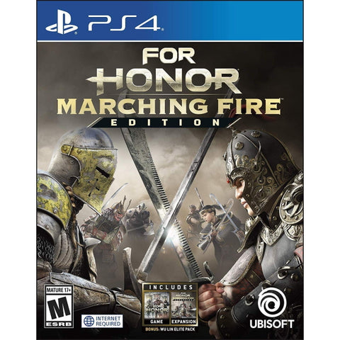 For Honor: Marching Fire Edition [PlayStation 4]