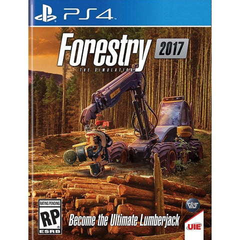 Forestry 2017: The Simulation [PlayStation 4]