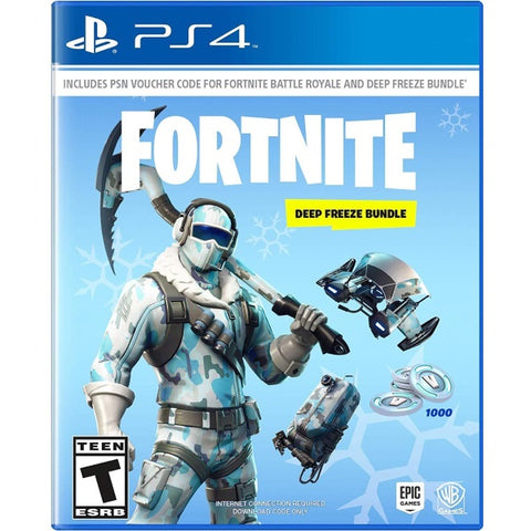Fortnite: Deep Freeze Bundle [PlayStation 4]
