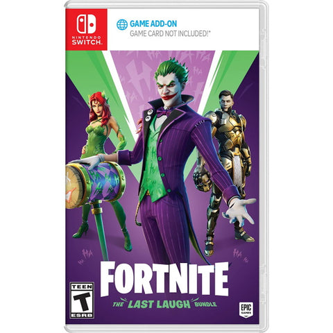 Fortnite: The Last Laugh Bundle [Nintendo Switch]