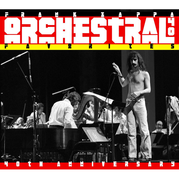 Frank Zappa - Orchestral Favorites 40th Anniversary [Audio CD]