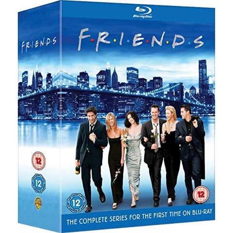 Friends: The Complete Series - Seasons 1-10 [Blu-Ray Box Set]