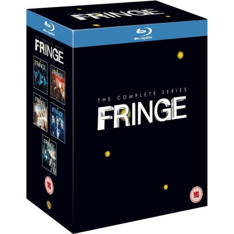 Fringe: The Complete Series [Blu-Ray Box Set]